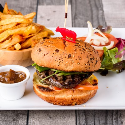 classic burger. Black Bedroom Furniture Sets. Home Design Ideas